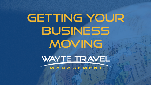 Getting your business moving