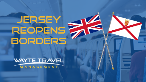 Jersey reopens borders