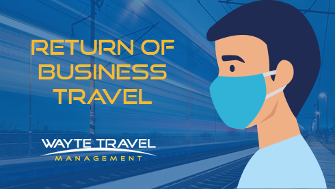 Return of business travel